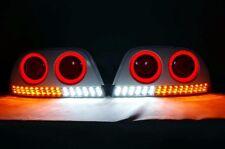 JDM LED Tail Lights Set V2 for Nissan Skyline R33 GTR33 GTS33 Made in Japan