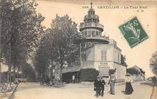 CPA 92 CHATILLON LA TOUR BIRET