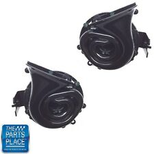 1968-74 Mopar A / B / C / E Body New High / Low Horn Set - Pair