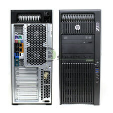 HP Z820 Barebone Workstation / Chassis (Motherboard + PSU + DVD-RW) 618266-001