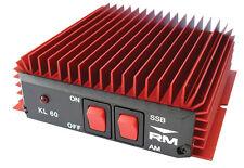 Kl 60, Super Verstärker, 70 Watt, 25-30 Mhz., Neu+OV