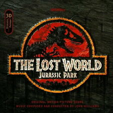THE LOST WORLD : JURASSIC PARK / John Williams / RARE OST CD SEALED!