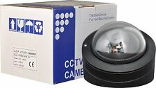 Colour CCTV Dome Camera with multi Directional Camera Angling & Housing