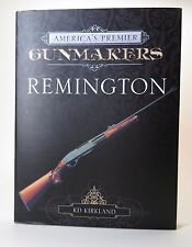 REMINGTON America's Premier Gunmakers Gun Book 700 870 1911 1875 M24 760 7600 @!