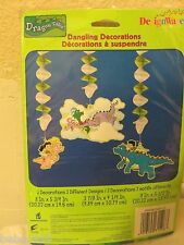 NEW DRAGON TALES DANGLING DECORATIONS  PARTY FAVORS SUPPLIES