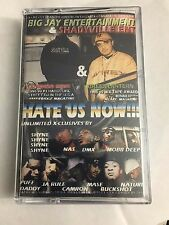 Dj Green Lantern DJ Whoo Kid RARE Hate Us Now Mixtape Cassette NYC 90s Hip Hop