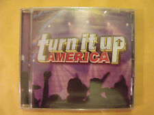 Turn It Up America by Various Artists , Brand, New, Sealed,  Awesome CD!!