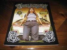 NEW - Teen Angels Magazine #232 - Chicano Latin Arte - Hinas Girls