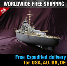 ★Hobby365★ New 1/200 BISMARCK VALUE PACK for Trumpeter by MK.1 Design #MD20003