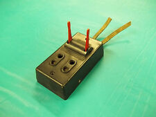 Lionel 1121c O Scale Metal Dual Remote Control for Project See Pictures!