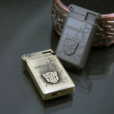 Autobot Transformers Collectible Cigarette Lighter Memorabilia Retro Windproof