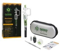 Ooze Hurricane Water Bubbler Kit With Free Gift