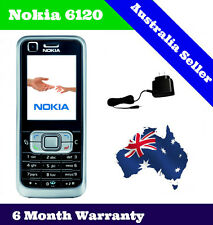 ~ ORIGINAL ~ 3G Nokia 6120c Mobile Phone Package | Unlocked | 6 Month Warranty