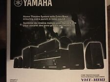 Home Cinema Yamaha YHT-1810 RRP £349 BN&S with guarantee. International postage