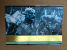Game of Thrones Season 5 Gold Parallel Base Card Number 24 073/150