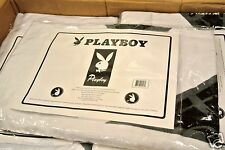 BLACK Official Authentic Playboy Beach Bath Swim Towel 30x60 100% Cotton Bunny