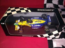 Minichamps 1/18 - F1 1991 Michael Schumacher Benetton Ford B191