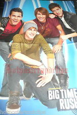 Tolles german Big Time Rush Poster wow hot sexy guys bekannt durch Nickelodeon