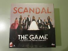 SCANDAL THE GAME BOARD GAME NEW FACTORY SEALED ABC CARDINAL