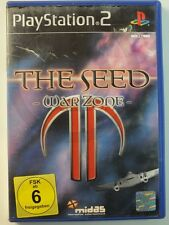 PLAYSTATION PS2 juego The Seed War Zone, usado pero BUENO