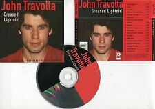 "John TRAVOLTA ""Greased lightnin'"" (CD) 1996"