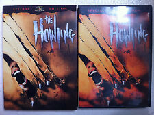 Dee Wallace Stone THE HOWLING ~ Joe Dante Werewolf Horror | US DVD w/ Slipcover