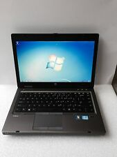 "HP Probook 6470b 14"" 1600x900 Core i5-3320M 2.6GHz 8GB 1TB Win 7 Webcam Laptop"