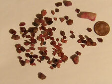 Spinel Specimens Some Crystals Faceting Cab Cabochon Rough 100 Carats