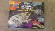 Star Wars Millennium Falcon Micro MachiNES New Sealed 7 Figures