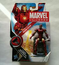 Marvel Universe Iron Man 3.75 Action Figure Series 2 #007 Avengers Extremis