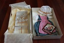 American Girl Doll Felicity's LONG RETIRED & RARE TOWN FAIR Outfit, NIB!