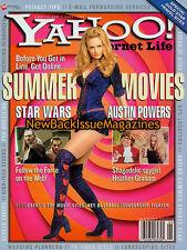 Yahoo! Internet Life 6/99,Heather Graham,June 1999,NEW