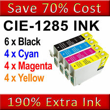 18 Ink cartridges for epson stylus S22 SX125 SX130 SX435W SX235W BX305FW Printer
