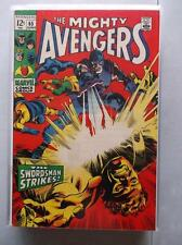 Avengers Vol. 1 (1963-2004) #65 FN/VF (Cover Detached)