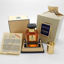 1957-58 Cadillac Eldorado Brougham Lanvin Arpege parfum extrait atomizer RARE!!