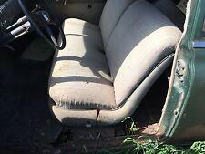 1951 1952 Chevy Chevrolet 2 Door Hard Top Convertible Front Seat