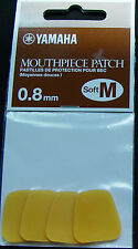 Yamaha Mouthpiece Patches (Soft Style), 4-pack for Sax and Clarinet