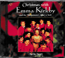 Christmas with EMMA KIRKBY and the Westminster Abbey Choir -CD- NEU+UNGESPIELT/M