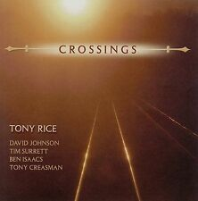 Crossings [2005] by Tony Rice (CD, Jun-2005, Mountain Home Records)