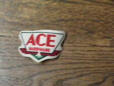 ace hardware iron on  ,patch,80's new old stock