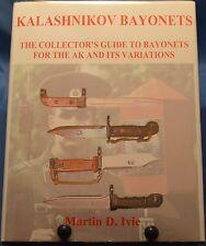 Book: KALASHNIKOV BAYONETS AK47 AK-47 AK74 AK-74 BuyNow