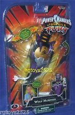 Power Rangers Jungle Fury WOLF MORPHER New