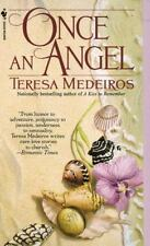 Once an Angel, Medeiros, Teresa, Good Condition, Book