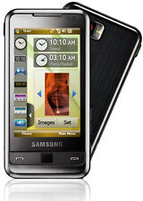 BRAND NEW SAMSUNG OMNIA i900 - 5MP CAMERA - 3G - WIFI - GPS - BLACK - UNBRANDED