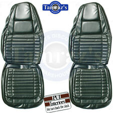 1970 Charger 500 RT Vinyl Front Seat Covers Upholstery PUI New