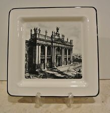 Ville Ceramic Decorative Plates Made in Italy 10-1/4""