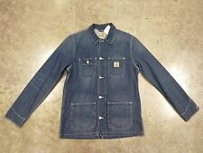 Carhartt Michigan Chore Coat, Blue Strand Washed, L * offer/new*