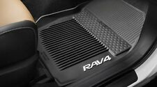 2016 TOYOTA RAV4 NEW FACTORY ALL WEATHER FLOOR MATS-4 PIECES