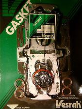 Vesrah Completa Completo Juego De Juntas Kit Yamaha Fzr1000 Genesis 1988 vg-2082m