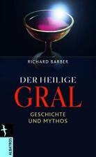 RICHARD BARBER - DER HEILIGE GRAL